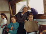 Grandmother's visit, 1993