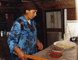 Serving Lunch, 1993