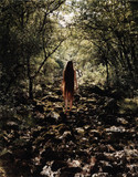 Mary Magdalene #3 (Dried out River) 2002, C-Print, 176 x 139 cm